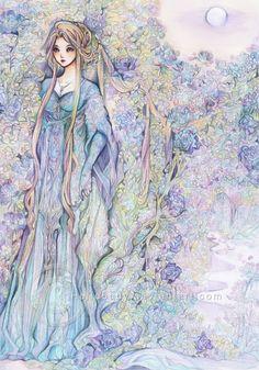 Garden of mystery by Hellobaby.deviantart.com on @DeviantArt