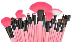 Every woman want to do makeup, makeover is in love and, making love to do makeup. How to use makeup brushes, every woman in a correct manner? How To Use Makeup, Pelo Natural, Makeup Brushes, Makeup Tips, Hair Beauty, Make Up, Lipstick, Images, Beauty Hacks