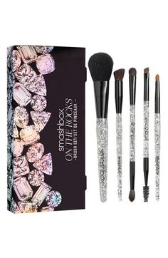 Smashbox+'On+the+Rocks'+Brush+Set+(Nordstrom+Exclusive)+($125+Value)+available+at+#Nordstrom