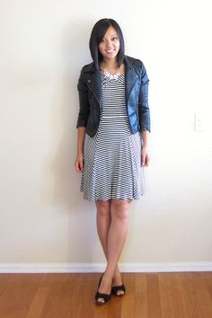 Putting Me Together: A really cute dress that I would pair with a cardigan or different jacket.