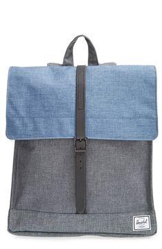 Herschel Supply Co. 'City Mid Volume' Backpack    $50.00    Item #1162168    Nordstrom