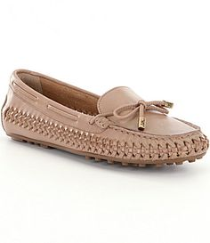 145e1284a8a0 MICHAEL Michael Kors Daisy Moc Woven Flats  loafers  Dillards Loafer Flats