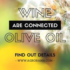 Όταν το ΚΡΑΣΙ Olive Oil, Connection, Wine, Blog, Articles, Blogging