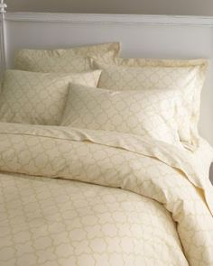 Milano Supima® Flannel Bedding  King flat, fitted, and 2 cases