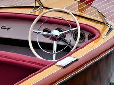 Shanty Boat, Chris Craft Boats, Runabout Boat, Model Boat Plans, Vintage Boats, Cabin Cruiser, Lake Geneva, Speed Boats, Large Prints