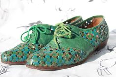 Vintage Shoes - Click image to find more women's fashion Pinterest pins