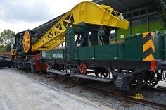 Au coeur des chemins de fer: visite du Musée du train de Schaerbeeck (en images)