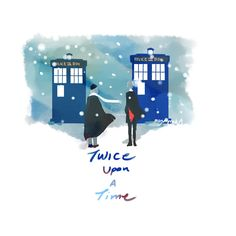 Twice Upon a Time - Doctor Who Christmas Special 2017 Doctor Who Art, 12th Doctor, British Things, Don't Blink, Peter Capaldi, Bad Wolf, Kpop, Dr Who, Superwholock