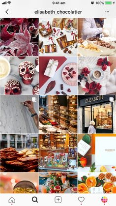is a flatlay Feeds Instagram, Instagram Grid, Instagram Design, Instagram Feed Theme Layout, Instagram Layouts, Planner Apps, Instagram Marketing Tips, Grid Layouts, Colorful Backgrounds