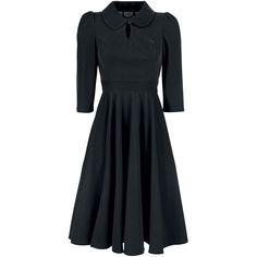 Glamorous Velvet Tea Dress - Mittellanges Kleid von H&R London