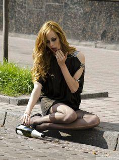 Yes Fashion: Irina Perekhozhuk from Kiev, Ukraine