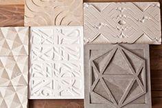 Mix of 3d tiles