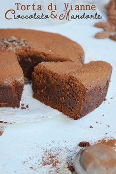 Torta di Vianne (Cioccolato e mandorle) by fotogrammi di zucchero - ispirata alla commedia Chocolat