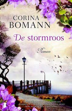 De Stormroos-Corina Bomann-boek cover voorzijde