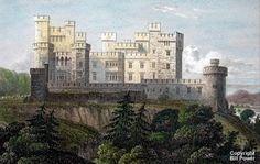 mitchelstown castle was the biggest neo gothic house in ireland