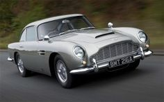 Aston Martin James Bond Skyfall From Q with Love: The 10 Best Bond Cars ///// the 10 Best Bond Cars is far from easy. Since 1962 through 23 movies and seven actors \\\\\ Aston Martin Db5, Aston Martin For Sale, Classic Aston Martin, Volvo, Vintage Cars, Antique Cars, Retro Cars, Fancy Cars, Classic Cars