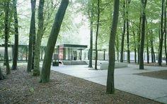 In the Netherlands close to border towns of Arnhem/Emmerich ~ The Kröller-Müller Museum - De Hoge Veluwe - Holland.com