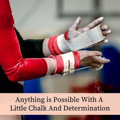 Motivational Quotes For Athletes, Inspirational Quotes, All About Gymnastics, Gymnastics Quotes, Anything Is Possible, Sport Quotes, Motivate Yourself, Words, Blog