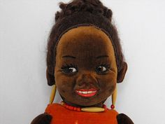 vintage Norah Wellings Doll