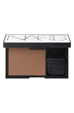 Best Bronzer of 2014:  NARS 'Laced with Edge Holiday Color Collection - Algorithm' Laguna Bronzing Powder Palette (Limited Edition) $59.00 ($87 Value)   Nordstrom-The iconic NARS bronzer, Laguna, takes the focus in the Algorithm Laguna Bronzing Powder Palette and is paired with NEW  a mini Ita Kabuki Brush for flawless application.