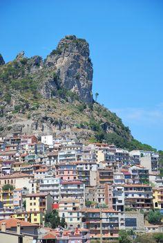 Ulassai, Sardinia, Italy