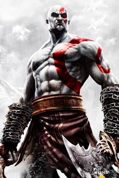 Wish they make a movie of this game , god of war