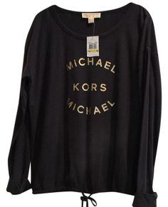 5bc0b992c4a MICHAEL Michael Kors By Navy T Shirt. Free shipping and guaranteed  authenticity on MICHAEL Michael