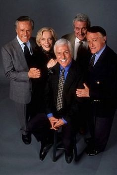 "Doing these ""vintage tv"" stunt cast episodes was one of the highlights of my time at Diagnosis Murder."