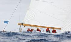 Vela Clásica Menorca - Cippino II, Winner of Epoca Marconi Class 2017