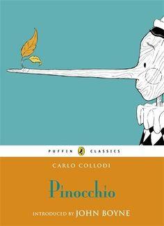 Pinocchio (Puffin Classics) by Carlo Collodi et al., http://www.amazon.com/dp/014133164X/ref=cm_sw_r_pi_dp_s4bBvb0XVSHH5