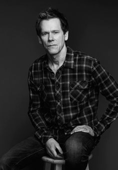 Exclusive Portraits of Stars at #Sundance2015 by Christopher Ferguson - Kevin Bacon of 'Cop Car' from #InStyle