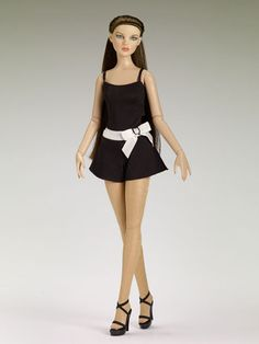 Perfect Morning Cami - Brunette~ Robert Tonner Doll Cami Basic NRFB T12CJBD05 #DollswithClothingAccessories