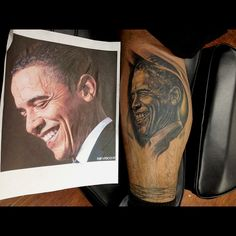 24 most regrettable political tattoos of past presidential for Does obama have tattoos