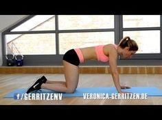 5-Minuten-Bauchtraining: Bauch weg mit nur 1 Übung!