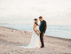 Burgundy, Black and White Wedding – Inspired by This