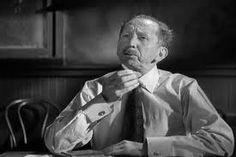 """One way or another, we all work for a vice.""  Sam Jaffe as Doc Erwin Riedenschneider in 'The Asphalt Jungle'"