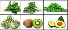 Resultado de imagen de color verde