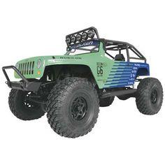 Axial 1/10 SCX10 Jeep Wrangler G6 Falken 4WD RTR