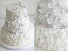 Charlotte Tyson of Sugar Ruffles Wedding Cakes (Interview)