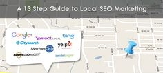 A 13 Steps Guide to Local SEO Marketing