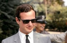 Mr Brian Epstein [Depending on who you talk to, B. E. either got too much or not enough credit for The Beatles success. I do wonder if not for him, would we have ever heard (of) John, Paul, George, and Ringo. Really, his investment in them was crucial to their becoming known.-Trend]