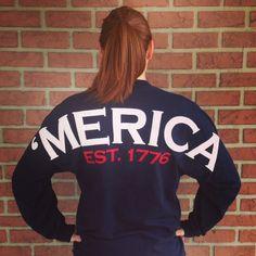 America spirit jersey