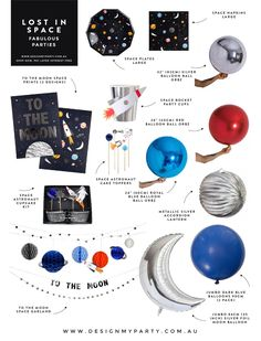 News News,Kids Birthday Astronaut moon theme 2nd Birthday Party Themes, First Birthday Parties, Boy Birthday, First Birthdays, 5th Birthday Ideas For Boys, Party Mottos, Astronaut Party, Outer Space Party, Moon Party