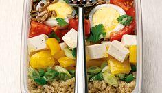 Tofu-Salat