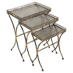 Simone Nesting Tables.
