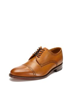 Cap Toe Oxfords by Loake at Gilt