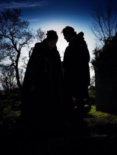 Caitriona Balf as Claire Randall and Jamie Fraser on Outlander, night falls .................................................................