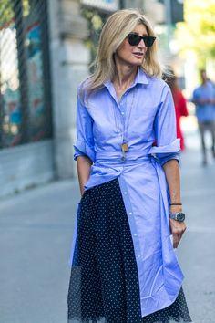 Diego Zuko snaps the fashion girls in Italy.