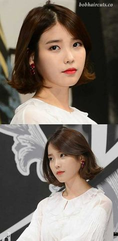hair styles for iu to prove real height and weight on strong 8681