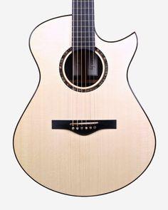Fay Guitars - http://www.fayguitars.com/Guitars/guitars.html